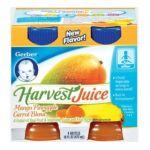 Gerber -  Harvest Juice Tropical Blend Juice 4 Harvest 0015000007874