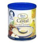 Gerber -  Cereal 0015000009403