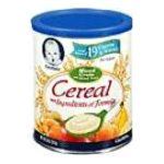 Gerber -  Cereal 0015000009410