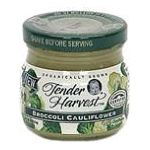 Gerber - Broccoli Cauliflower 0015000009687  / UPC 015000009687