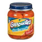 Gerber -  Diced Carrots 0015000012410