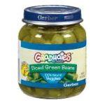 Graduates -  Diced Green Beans 0015000012427