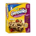 Gerber -  Granola Bar Strawberry 0015000013509