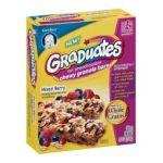 Graduates -  Granola Bars 0015000013523