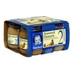 Gerber -  Assorted Desserts 0015000014070