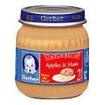 Gerber -  Apples & Ham 0015000017552