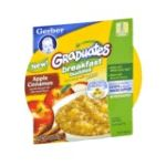 Gerber - Breakfast Buddies Hot Cereal With Real Fruit Apple Cinnamon 0015000045357  / UPC 015000045357