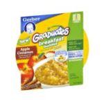 Gerber -  Breakfast Buddies Hot Cereal With Real Fruit Apple Cinnamon 0015000045357