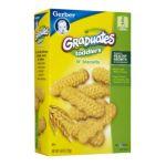 Gerber -  Graduates Biter Biscuits 0015000046804