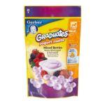 Gerber -  Graduates Yogurt Melts Strawberry 0015000047306