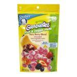 Gerber -  Graduates Fruit & Veggie Melts Very Berry Blend 0015000047917