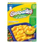 Gerber -  Graduates Lil' Entrees Macaroni And Cheese With Peas & Carrots 0015000048730