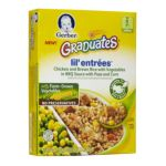 Gerber -  Graduates Lil' Entrees Chicken And Brown Rice With Vegetables 0015000048877