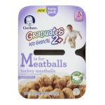 Gerber -  Graduates Kid Selects Turkey Meatballs 0015000048891