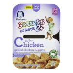 Gerber -  Graduates Kid Selects Chicken Nuggets 0015000048907