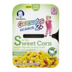 Gerber -  Graduates Kid Selects S Is For Sweet Corn Sweet Corn & Peppers 0015000048945