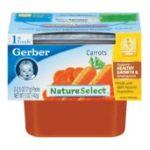Gerber -  Carrots 0015000071110