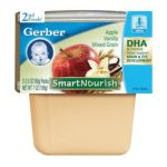 Gerber - 2nd Foods Apple Vanilla Mixed Grains With Dha 0015000073701  / UPC 015000073701