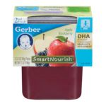 Gerber - Apple Blackberry 0015000073879  / UPC 015000073879