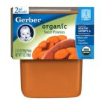 Gerber - 2nd Foods Organic Sweet Potatoes 0015000127077  / UPC 015000127077