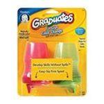 Graduates -  Nuk Fun Grips Spill Proof Cup Pink 0015000788803