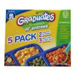 Gerber -  Graduates Lil' Entrees 0015000997502