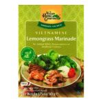 Asian home -  Vietnamese Barbecue Meat Marinade With Lemongrass Boxes 0015205364109