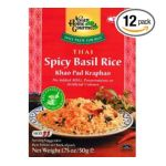 Asian home - Spice Paste For Rice 0015205408100  / UPC 015205408100