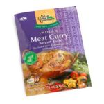 Asian home - Indian Meat Curry Hot Packages 0015205780039  / UPC 015205780039