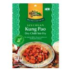 Asian home - Szechuan Dry Chilli Stir Fry Kung Pao Pouches 0015205885130  / UPC 015205885130