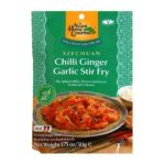 Asian home - Chili Ginger Garlic Stir Fry Mix Seasonings Pouch 0015205885338  / UPC 015205885338