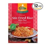 Asian home - Thai Fried Rice Mix Pouch 0015205908235  / UPC 015205908235