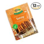 Asian home -  Indonesian Satay Pouch 0015205915332