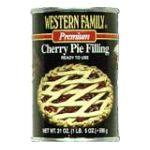 Western family -  Pie Filling 0015400012003