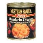 Western family -  Mandarin Oranges 0015400012591
