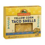 Garden of Eatin' -  Yellow Corn Taco Shells 0015839007311