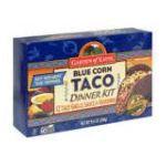 Garden of Eatin' -  Taco Dnnr Kit Blue Org3 0015839007427