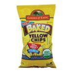 Garden of Eatin' -  Organic Baked Tortilla Chips Baked Yellow 12 Units 0015839008264
