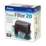 All glass aquarium -  Aqueon Power Filter 20 0015905060813