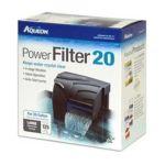 All glass aquarium - Aqueon Power Filter 20 0015905060813  / UPC 015905060813