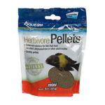 All glass aquarium - Aqueon Cichlid Herbivore Pellets 0015905061858  / UPC 015905061858