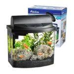 All glass aquarium -  Mini Bow Desktop Aquarium Kit 0015905177719