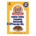 General Mills -  Gold Medal Gv. Buttermilk Pancake Mix 5 lb 0016000108325