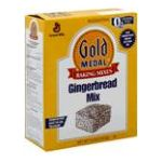Gold Medal - Gingerbread Mix 5 lb,2.26 kg 0016000111820  / UPC 016000111820