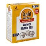 Gold Medal - Muffin Mix 5 lb,2.26 kg 0016000115446  / UPC 016000115446