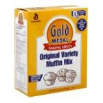 Gold Medal - Muffin Mix 5 lb,2.26 kg 0016000115644  / UPC 016000115644