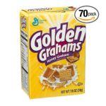 General Mills -  Golden Graham Cereal Single Packs Pack 0016000119673