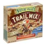 Nature Valley - Chewy Trail Mix Bars 0016000125841  / UPC 016000125841