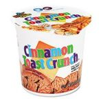 General Mills -  Advantus   Advantus SN13897 Cinnamon Toast Crunch Cereal, Single-Serve  Cup, 6/Pack 0016000138971
