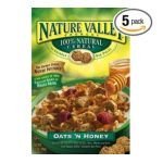 Nature Valley - Nature Valley Oats 'n Honey Cereal 0016000144057  / UPC 016000144057